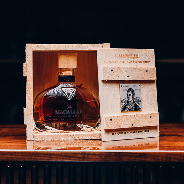 The Macallan Robert Burns Semiquincentenary 1759-2009