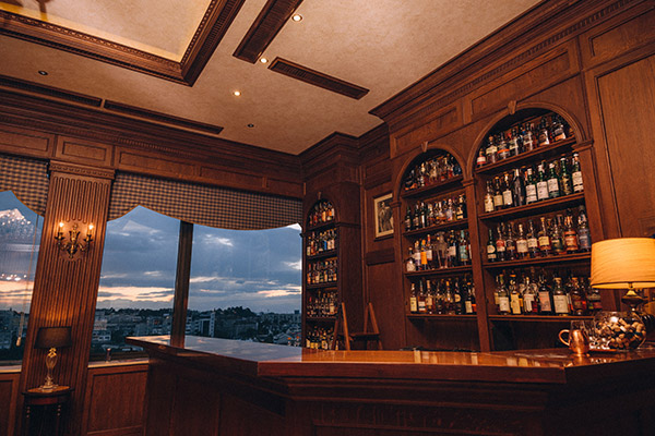 The Whisky Library Club